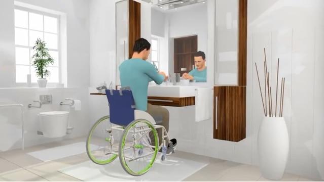 How to use SpeediCath® Flex Catheter - wheelchair