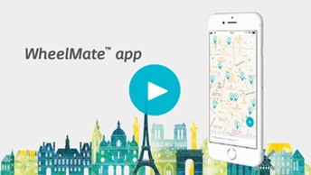 The WheelMate App