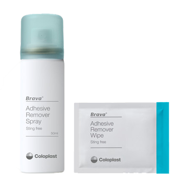 Receive a FREE sample of Brava Adhesive Remover